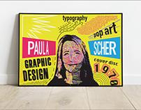 Paula Scher poster