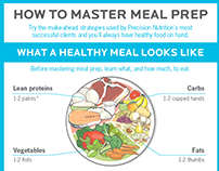 Here's how to have healthy food ready when you need it.