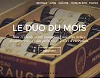 Philippe Bourtembourg | Le Vin Passionnément