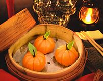 Food Photography & Styling - Phoenix Dragon Halloween
