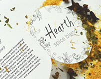 Hearth Spice Packaging