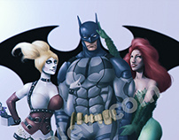 Batman - Sirens