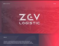 Логотип для компании ZevLogistic