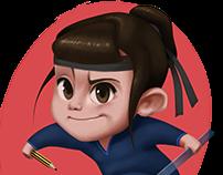 Ninja Joana
