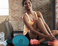 ZeSa Fitness Branding, UI/UX, & Collateral Design.