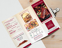 The Corner Butcher Shop - Catering Menu