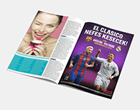 Digiturk El Clasico Ads