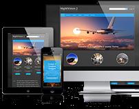 IT NightVision 2 Joomla Materialistic Design Template