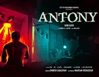 Antony short film poster