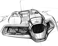 Audi speedster Auto Union (2013)