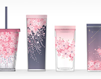 Starbucks Global / Cherry Blossom