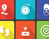 Financial Markets Icons