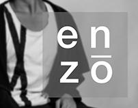Enzo (T-shirt Styling) | Yohji Yamamoto