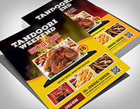 Multi Purpose Food Flyer - Vol 6