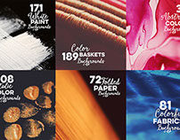 Creative Abstract Backgrounds v.3