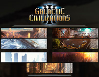 Artwork for Galactic Civilizations 3