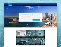 Trivaly Travel Web App