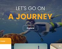 Hotel & Flight Booking Website