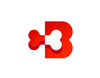 B for Bone Logo