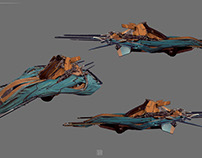 Vehicle design /ships. 2d and 3d