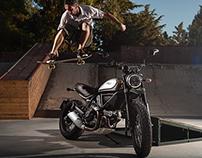 Ducati Scrambler Promo Shoot | Editorial