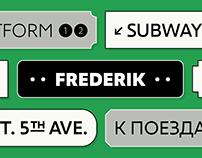 Frederik – Type Family