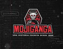 Mojiganga - Diseño audiovisual