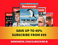 Newsweek - Video banner