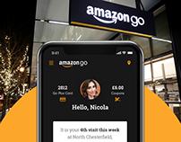 Amazon Go shopping experience