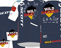 Wild Rockies Racing Team Cycling Kit