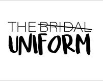 #BridalUniform