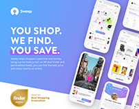 Sweep App - Ultimate shopping companion