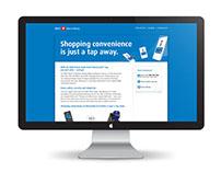 BMO Harris Debit Tag Digital Campaign
