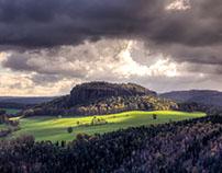 HDR in der Sächsischen Schweiz