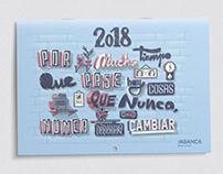 Abanca | 2018 Calendar