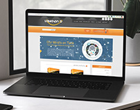 Technology ADS Banner (Wepsite Banner)