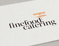 Finefood Catering Corporate Design