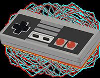 Apparel Design | Retro Gamer Designs