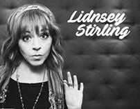 Lindsey Stirling - Web Design
