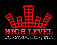 HIGH LEVEL CONSTRUCTION, INC.