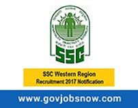 Latest SSC WE Region - Recruitment Notifications   GOVJ