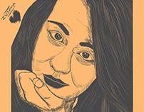 Zuzana - Sketch Art