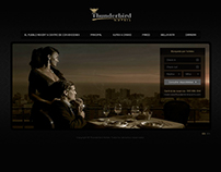 Web - Thunderbird Hotels v1