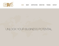 Website Design - GRS Certification