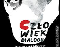Plakat do wystawy / Państwowa Galeria Sztuki w Sopocie