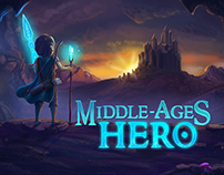 Character animation for Middle Ages Hero