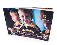 The Teeny Weeny Scot - ELC Yearbook