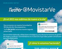 Telefónica Movistar - Twitter