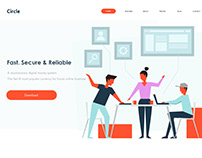 Web Site - Circle
