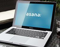 Asana Redesign Concept